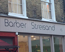 Barber Streisand - Unisex Barbers - London